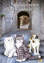 978-3-935116-61-9 Taschenbuch Pierino rettet die Altstadtkatzen - HANDSIGNIERT