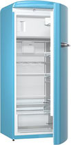 Sibir Oldtimer Kühlschrank