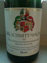 2007 Longuicher Max. Herrenberg Spätlese Schmitt-Wagner