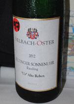 2013 Riesling feinherb Uralte Reben Spätlese Selbach-Oster