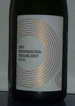 Bachrauschen Riesling Sekt 2013 Weingut O