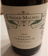 Grüner Veltliner, Liebedich 2018 Veyder-Malberg