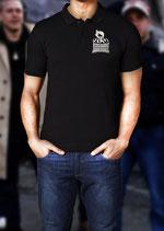 Polo Shirt Pyro Schwarz
