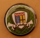 Gladbach Kreis mit Stadtwappen Button