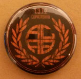 ACAB orange Button
