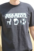 SEX BEER FOOTBALL SHIRT