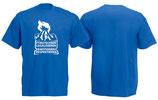 Pyro Shirt Blau