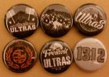 6er Button Ultra Set Neu