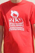 Pyro Shirt Rot