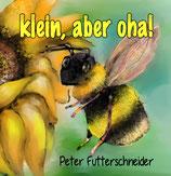 klein, aber oha! - Paperback, 17x17 cm, 88 Seiten, Tierfotografien