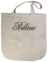Poilane(ポワラーヌ) リネンバッグ《プレーン》