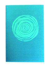 リトアニア製 ポストカード《spiral》