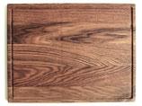 リトアニア製 木製カッティングボード 《長方形L》44.5cm X 34.5cm