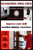 wing chun wooden dummy exercises