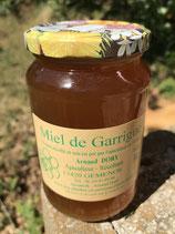 Miel de garrigue - 500 g
