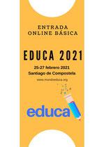 Matrícula modalidad ONLINE BÁSICA EDUCA 2021