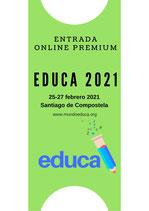 Matrícula modalidad ONLINE PREMIUM EDUCA 2021