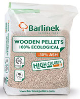 8mm Barlinek Pellets, 66x15kg