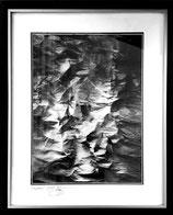 """Original Bild """"Rorschach VII"""" aus der Rorschach Reihe"""