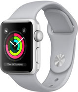 Смарт-часы Apple Watch Series 3 Aluminum Case with Sport Band Silver