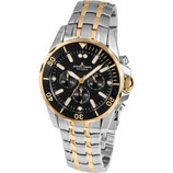 Jacques Lemans Sport Stahl-Gold
