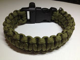 Paracord Survival Nylonseil Army Green