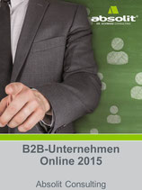 Studie: B2B-Unternehmen Online 2015