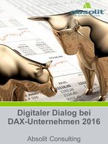 Digitaler Dialog bei DAX-Unternehmen