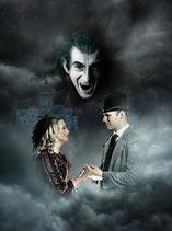 Dinnertheater: 23.03.19 um 19:30 Uhr Graf Dracula ein Gruseldinner mit Biss