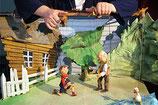 """18.11.2018 um 11:00 Uhr Kindertheater """"Peter und der Wolf"""" (Ab 4 Jahre)"""