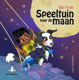 *Boek: Tido & Lali - Speeltuin Naar De Maan
