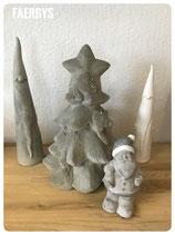 Tannenbaum mit Stern XL