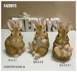 Kaninchen Bande