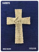 Kreuz believe