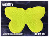 Schmetterling Silikonmatte