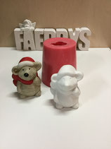 kleine Weihnachtsmaus