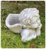 Engel Flügelschale