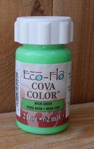 Peinture opaque à base d'eau - VERT néon- Cova Color
