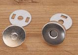Top magnétique nickel diamètre 18 mm