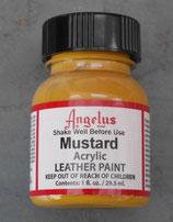 Mustard peinture Angelus