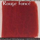 Teinture cuir rouge foncé