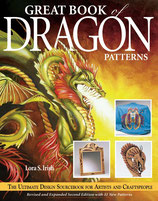 Great book of dragon patterns