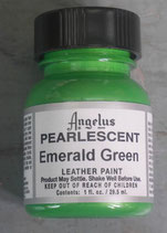 Pearlescent Emerald Green peinture Angelus