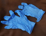 Gants de protection Nitrile (3 paires)