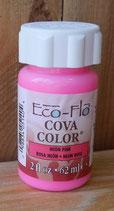 Peinture opaque à base d'eau - ROSE néon - Cova Color