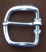 Boucle nickel 25 mm