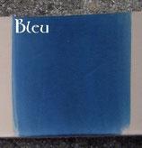 Teinture cuir bleu