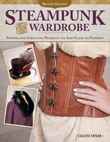 Livre : Steampunk your wardrobe