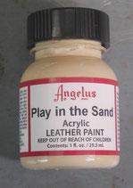 Play in the sand peinture Angelus