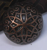 Nœud gothique vieux cuivre